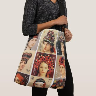 Ukrainian Head Dress Vinok Tote Bag