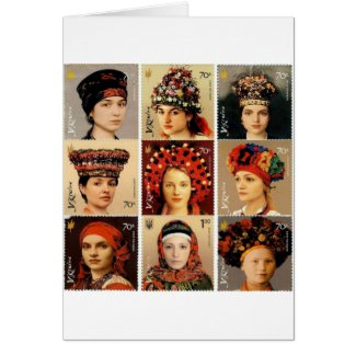 Ukrainian Headdresses