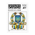 Ukrainian Independence Day Stamp