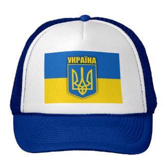 Ukrainian Pride Trucker Hat