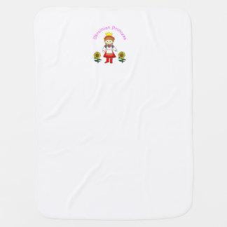 Ukrainian Princess Baby Blanket