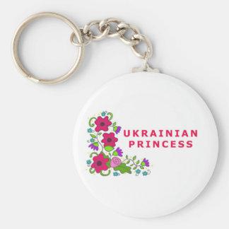 UKRAINIAN PRINCESS KEYCHAINS