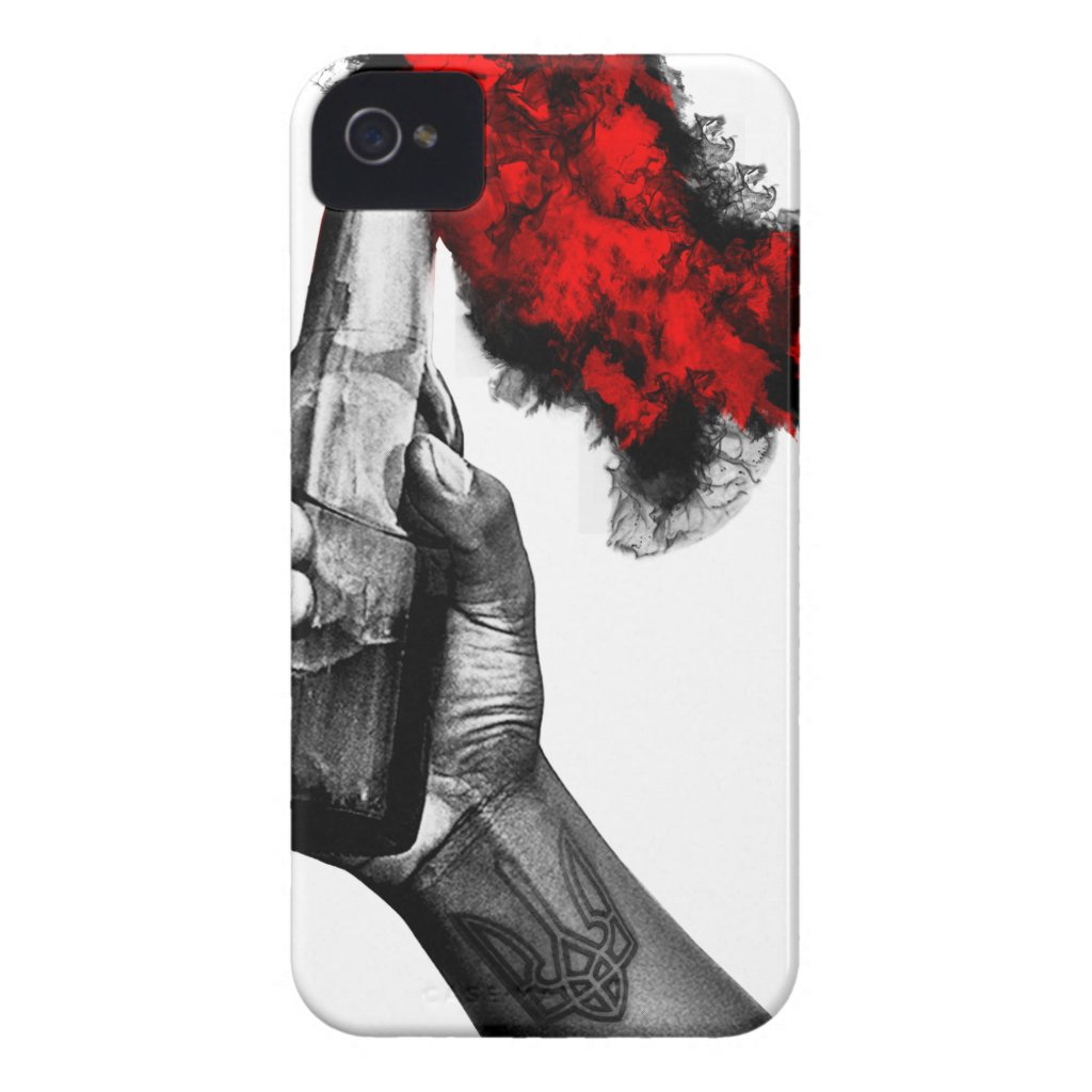 Ukrainian revolution Case-Mate iPhone 4 case