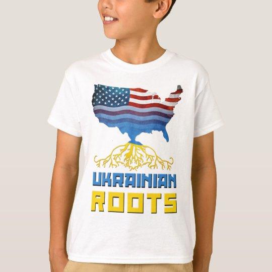 Ukrainian Roots T-Shirt