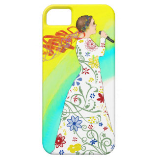Ukrainian singer iPhone 5 covers
