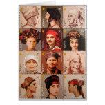 Ukrainian Stamps Card