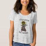 Ukrainian Sun Woman T-Shirt