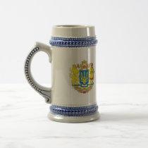 Ukrainian Symbol Beer Stein