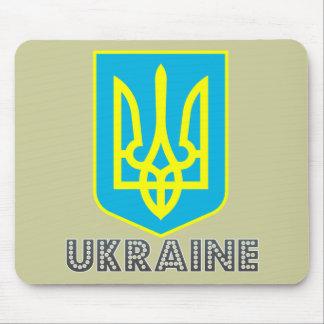 Ukranian Emblem Mouse Pad
