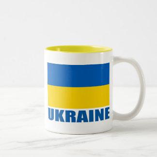 Ukranian Flag Mugs