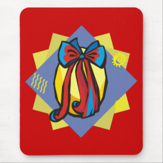 Ukranian Painted Egg (1) Mouse Pad