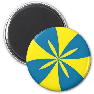 Ukranian Pride Magnet