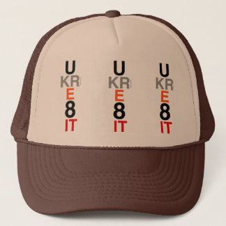 UKRE8IT Trucker Hat