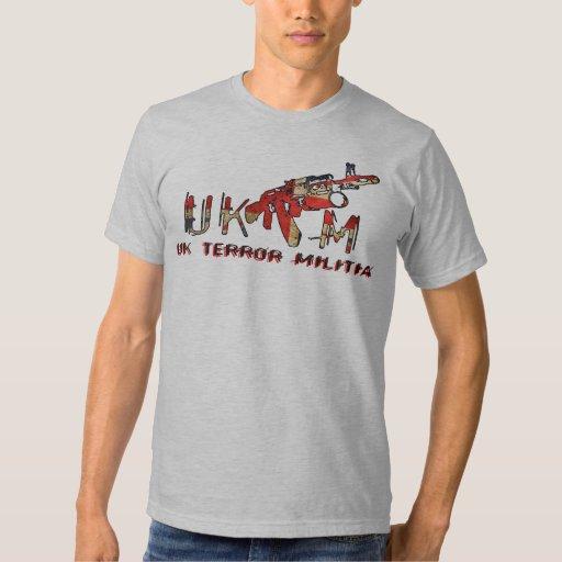 UKTM (DJ Violento-b) Playera