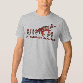 UKTM (recaída de DJ) Remera