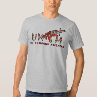 UKTM (Violento-b y recaída) Playeras