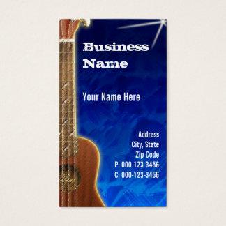 ukulele.blue ~ business card