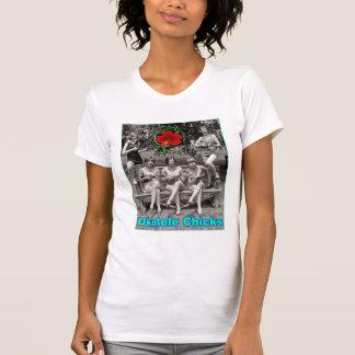 Ukulele Chicks T-Shirt