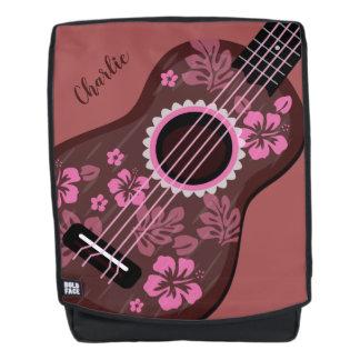 Ukulele custom name backpack