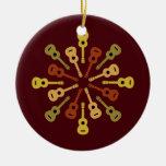 Ukulele custom ornament