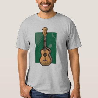 Ukulele (customize me!) tee shirt