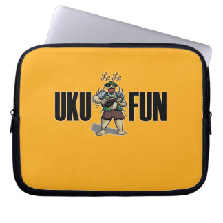 Ukulele Fun Laptop Computer Sleeves