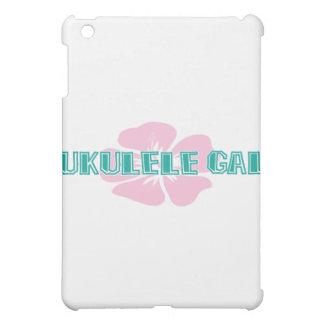Ukulele Gal Case For The iPad Mini