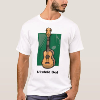 Ukulele God T-Shirt