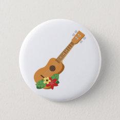 Ukulele Guitar Button at Zazzle