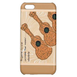 Ukulele Haiku Art iPhone 5 case