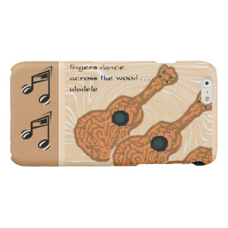 Ukulele Haiku Art iPhone 6/6s case