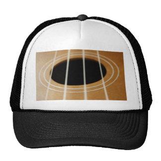 Ukulele Mesh Hat