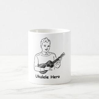 Ukulele Hero Coffee Mug