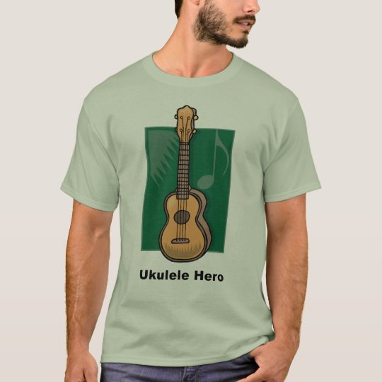 Ukulele Hero T-Shirt