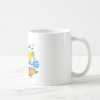 Ukulele Island Logo Mug