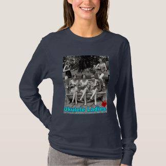 Ukulele Ladies T-Shirt