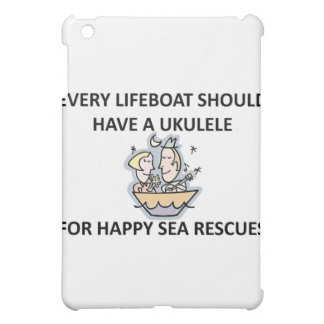 Ukulele Lifeboat Cover For The iPad Mini