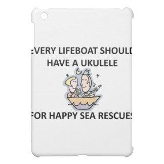 Ukulele Lifeboat Cover For The iPad Mini