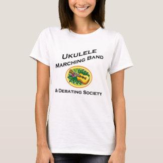 Ukulele Marching Band & Debating Society T-Shirt