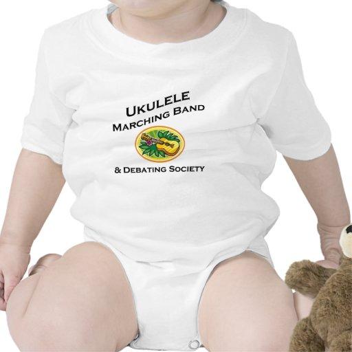 Ukulele Marching Band & Debating Society T Shirt