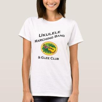 Ukulele Marching Band & Glee Club T-Shirt