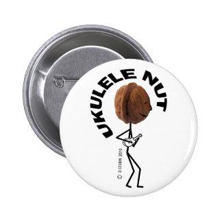 Ukulele Nut Button