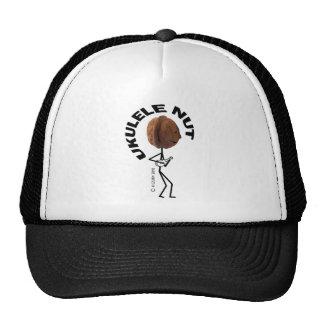 Ukulele Nut Trucker Hat