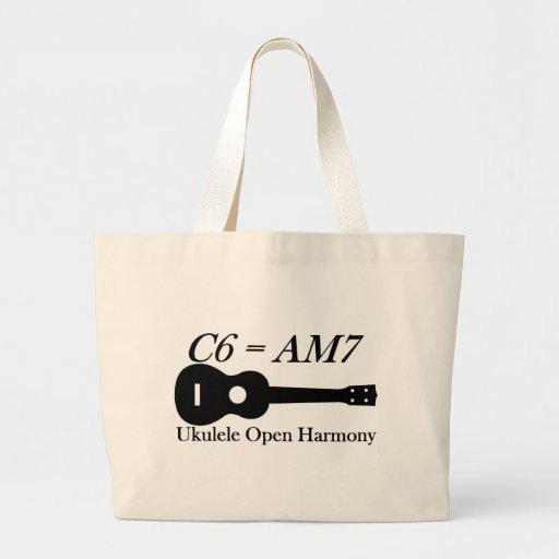 Ukulele Open Chords Bags