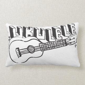 ukulele pillow