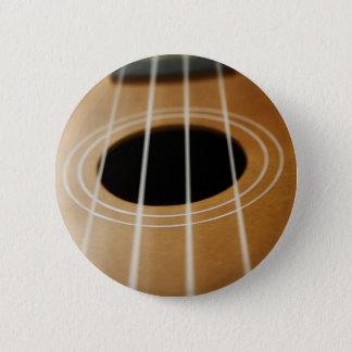 Ukulele Pinback Button
