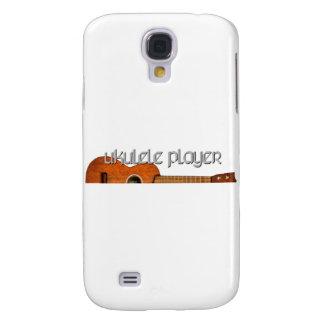 Ukulele Player Magazine Logo Galaxy S4 Case