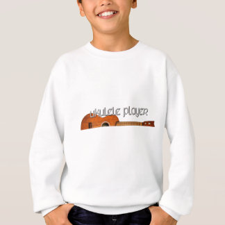 Ukulele Player Magazine Logo Sweatshirt