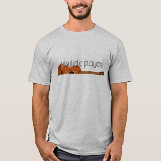 Ukulele Player Magazine Logo T-Shirt