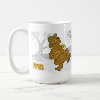 Ukulele Rangers 'Do Bears Sing in the Woods?' Mug